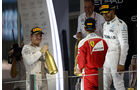 Podium - GP Abu Dhabi 2016