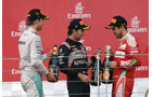 Podium - GP Aserbaidschan - Formel 1 - 2016