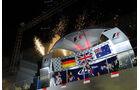 Podium - GP Singapur 2014