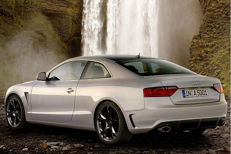 Pogea Racing Audi A5