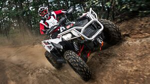 Polaris Scrambler XP1000 2014