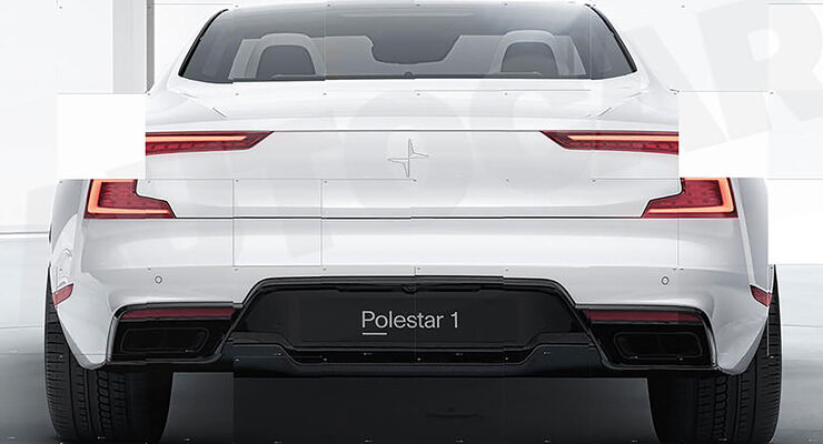 Elektro-Rennner: Polestar startet mit 600 PS-Coupé