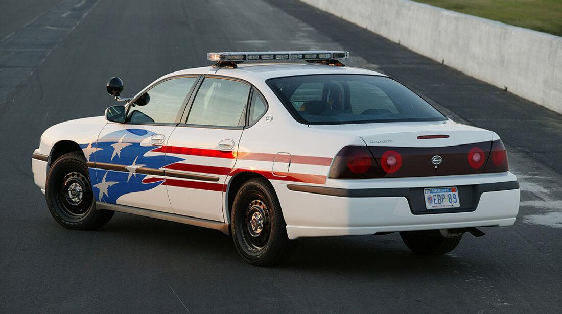 Polizeiauto Chevrolet Impala