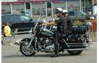 Polizeimotorrad USA