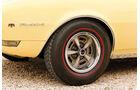 Pontiac Firebird 400 Coupe Serie 223, Rad, Felge