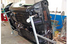 Pontiac Firebird 400 Coupe Serie 223, Unterboden