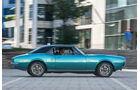 Pontiac Firebird 400, Seitenansicht