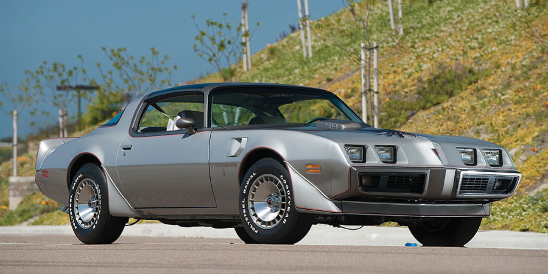 Pontiac Firebird Trans Am 10th Anniversary Special Edition (Frontansicht)