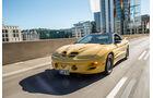 Pontiac Firebird Trans Am (2002), Frontansicht