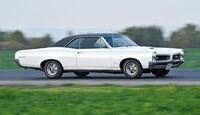 Pontiac GTO, Seitenansicht