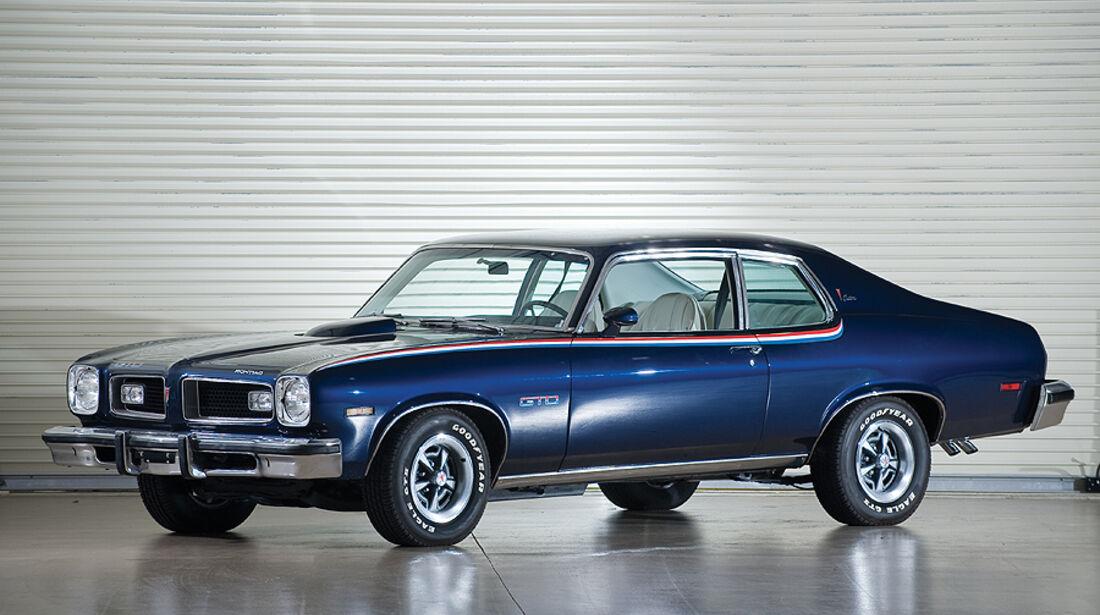Pontiac Ventura GTO Custom Coupe (Frontansicht)