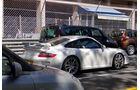 Porsceh 911 GT2 - Car Spotting - Formel 1 - GP Monaco - 24. Mai 2013
