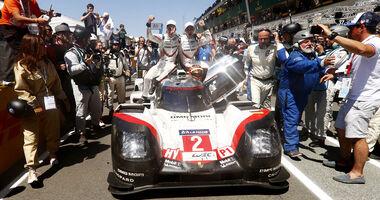 Porsche #2 - 24h Le Mans 2017