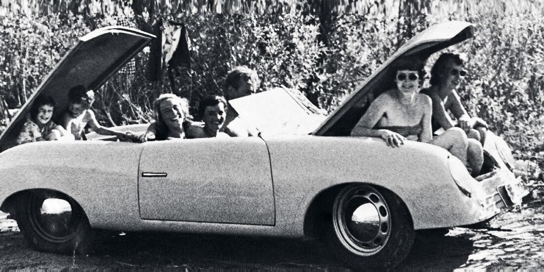 Porsche 356 Roadster Replika