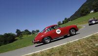 Porsche 356 -  Silvretta Classic 2010