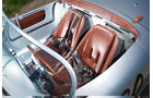 Porsche 550 Spyder, Fahrersitz