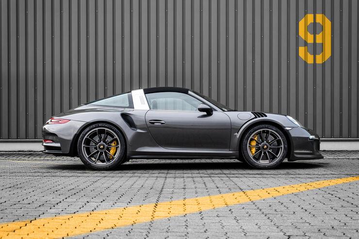 Porsche 911 Targa Im Gt3 Look Modell Hybrid Dank Tuning