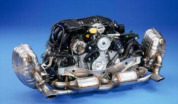 Porsche 911 996 Motor M96 6-Zylinder-Boxer