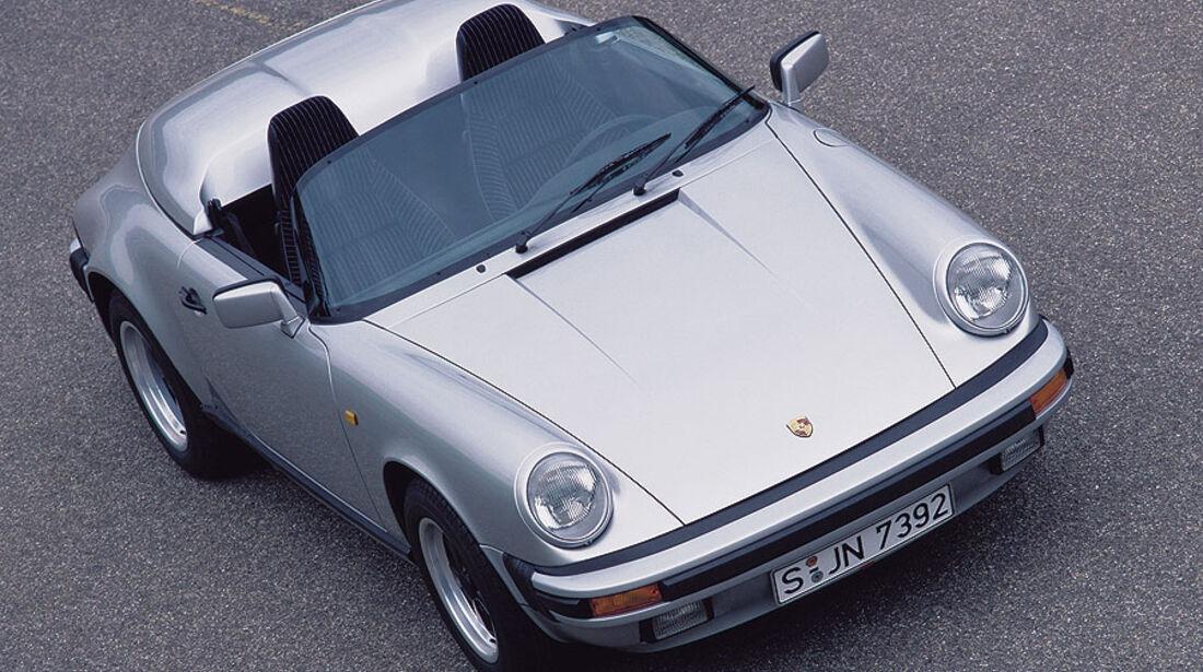 Porsche 911 Carrera 3.2 Speedster (Mj. 1989)