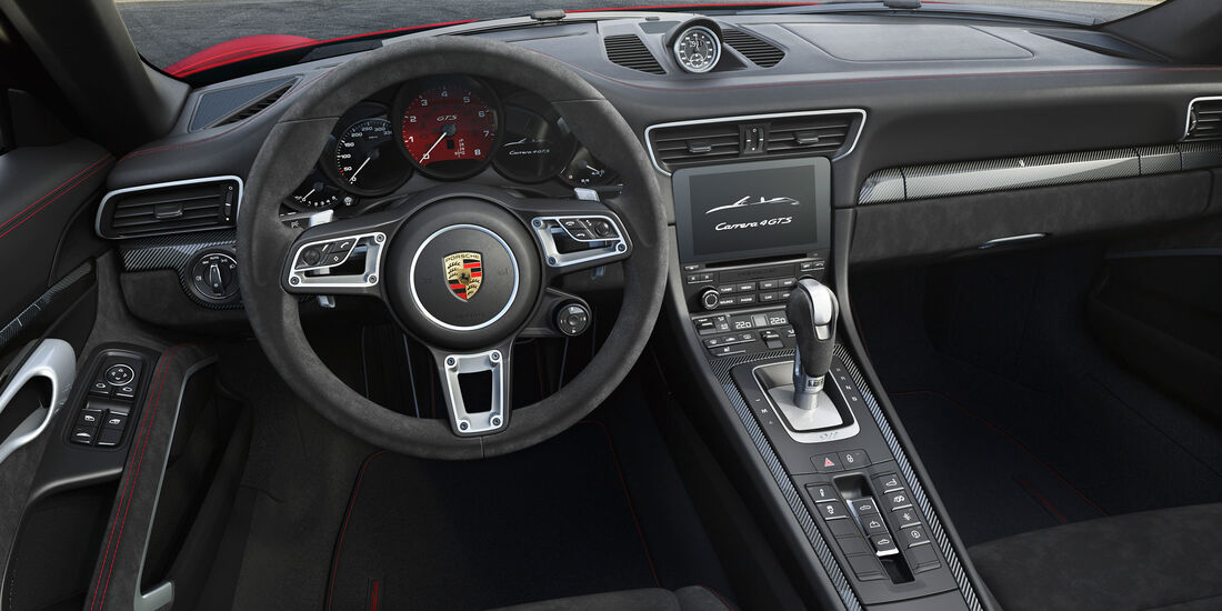 Porsche 911 Carrera 4 GTS - Sportwagen - Turbo - Heckmotor