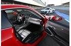 Porsche 911 Carrera 4S, Seitensitz