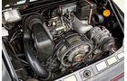 Porsche 911 Carrera, Baujahr 1989, Motor