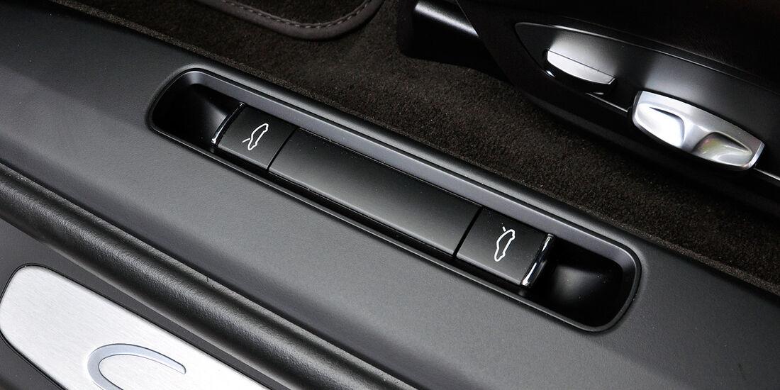 Porsche 911 Carrera, Frontklappenöffner, Motorhaubenöffner