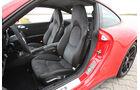 Porsche 911 Carrera GTS, Sportsitze