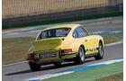 Porsche 911 Carrera RS 2.7, Heckansicht