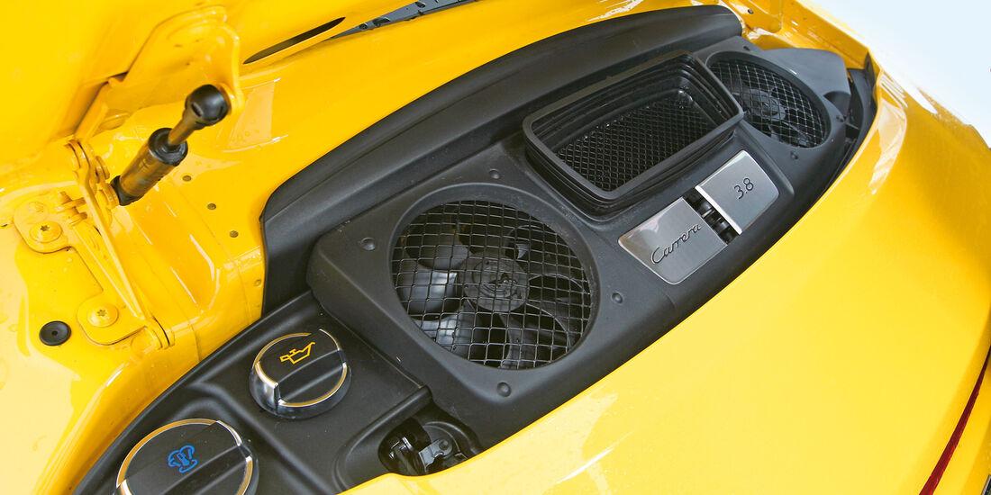 Porsche 911 Carrera S, Porsche 911 Carrera 4S, Lüfter
