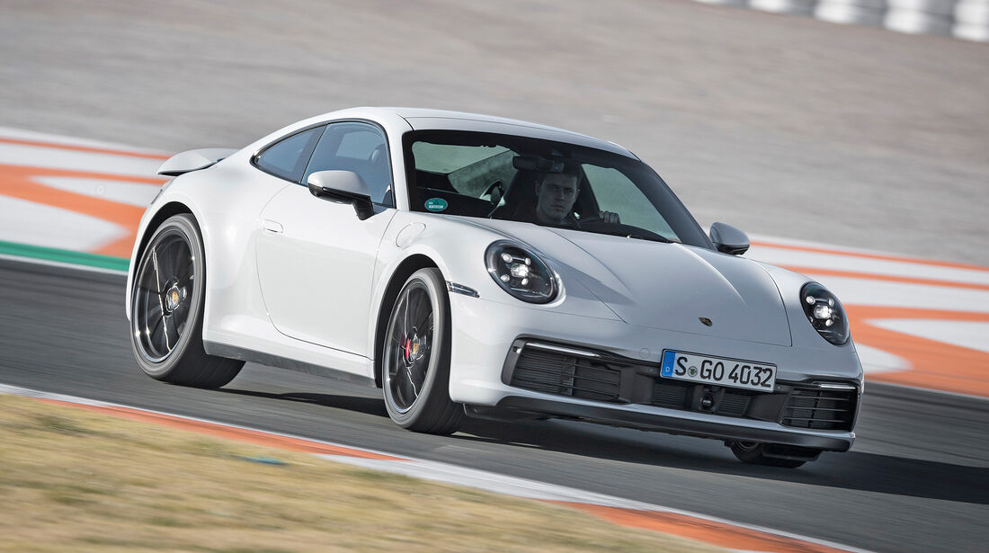 Porsche 911 Carrera S - Serie - Coupes bis 150000 Euro - sport auto Award 2019