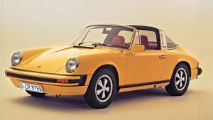 Porsche 911 G-Modell, Seitenansicht