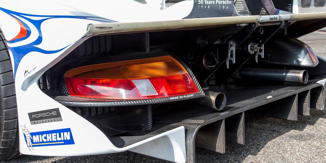 Porsche 911 GT1 - Hockenheim 2013