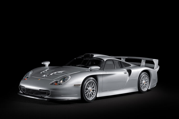 Porsche 911 GT1 Straßenversion