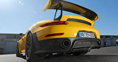 Porsche 911 GT2 RS (991.2) - Supersportwagen - Supertest - Hockenheim