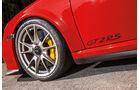 Porsche 911 GT2 RS, Rad, Felge