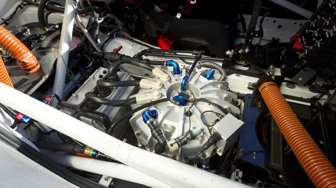 Porsche 911 GT3 R Hybrid Motor