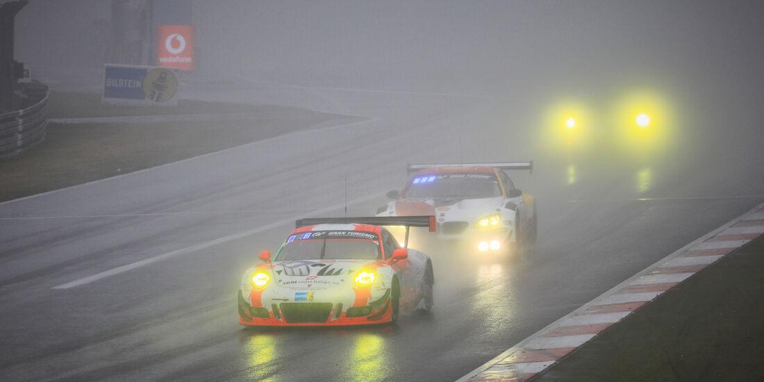 Porsche 911 GT3 R - Startnummer #12 - 24h-Rennen Nürburgring 2018 - Nordschleife - 13.5.2018