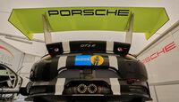 Porsche 911 GT3 R - Technik - 24h-Rennen Nürburgring 2016 - Nordschleife