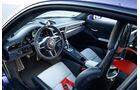 Porsche 911 GT3 RS, Cockpit