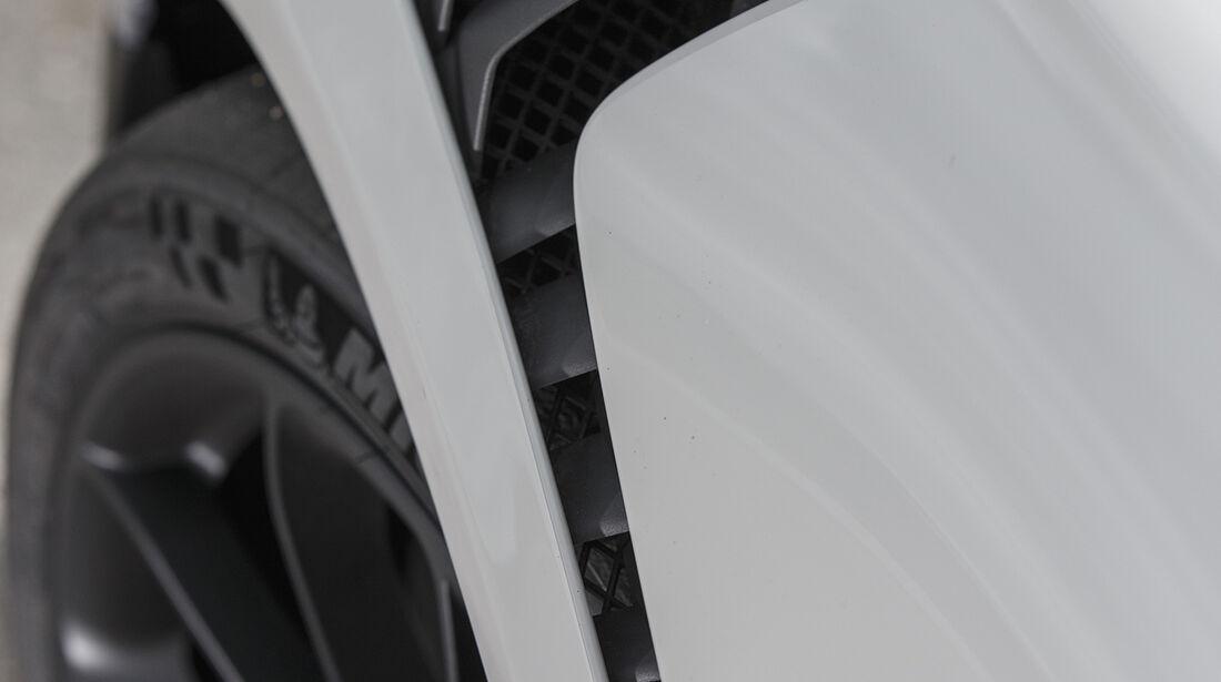 Porsche 911 GT3 RS, Exterieur