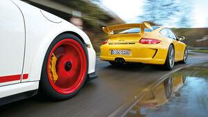 Porsche 911 GT3 RS, Felge, Porsche 911 GT3