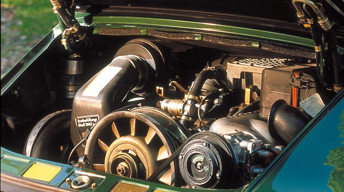 Porsche 911, Motor
