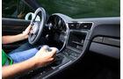Porsche 911 R, Cockpit