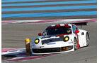 Porsche 911 RSR, Frontansicht, Kurvenfahrt