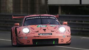 Porsche 911 RSR - Le Mans - Vortest