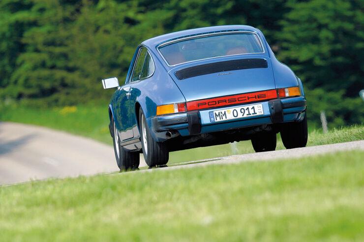 Porsche 911 Typenberatung Einstiegsklasse Beim Elfer