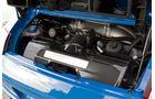 Porsche 911 Speedster, Motor