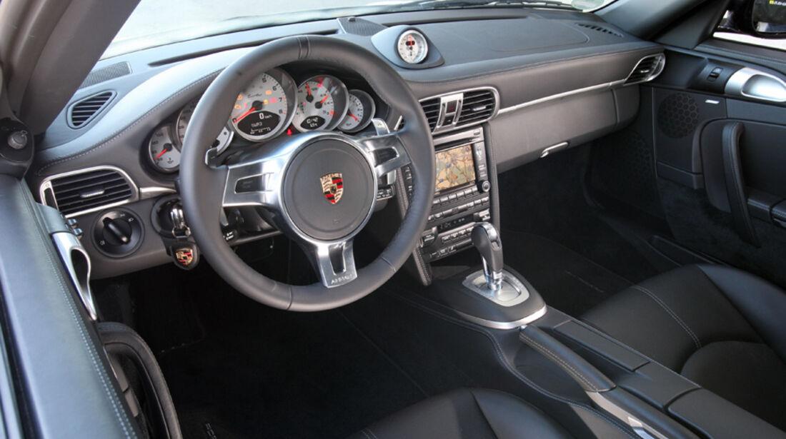 Porsche 911 Turbo PDK