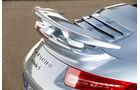 Porsche 911 Turbo S Cabriolet, Heckspoiler